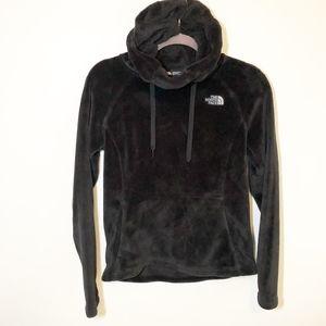 The North Face - Funnel Collar Fleece Hoodie Sz. S